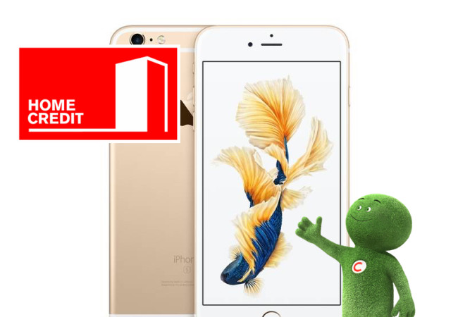 iPhone 6s na splátky