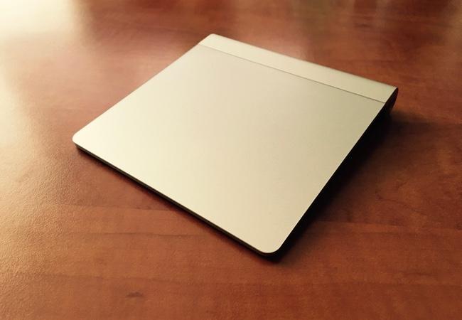Magic Trackpad – díky za něj!