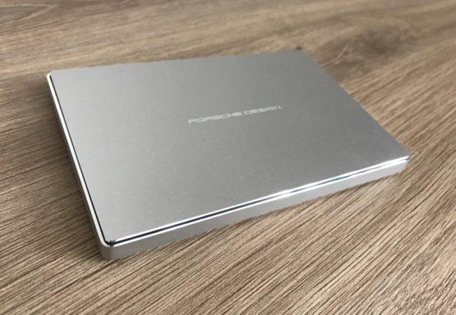 LaCie Porsche Design – elegantní externí disk na zálohu dat